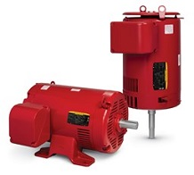 Baldor fire pump motor