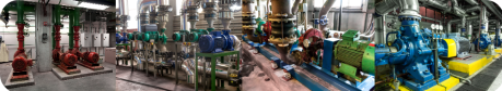 Industrial Centrifugal Pump Systems