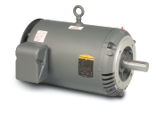 Baldor motor JMM3158T-5 3HP, 3450RPM, 3 PHASE, 60HZ, 145JM, 3526M, OPEN, F1