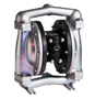 1 inch Aluminum air operated diaphragm pump by all-flo