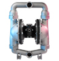 2 inch Stainless Steel Diaphragm Pump from All-Flo